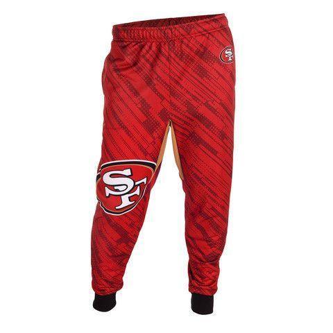 ca32e598d San Francisco 49ers Official NFL Men s Jogger Pants