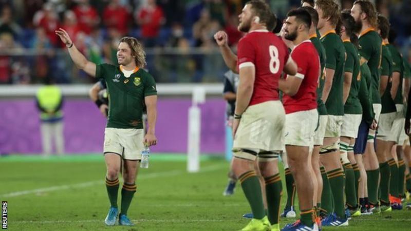 England V South Africa Can Faf De Klerk Be Stopped In World Cup Final England V South Africa World Cup Final South Africa Rugby