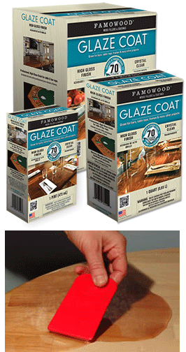 GLAZE COAT High Gloss Epoxy Coating Information · Bar Top ...