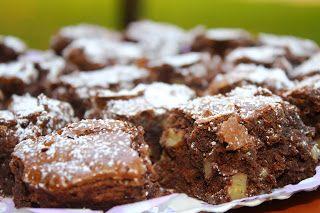 Rebeca cakes: Brownie
