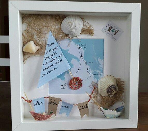 Gelgeschenk für Kreuzfahrer #Geschenk #Kreuzfahrt #Geld #Geldgeschenk #DIY –