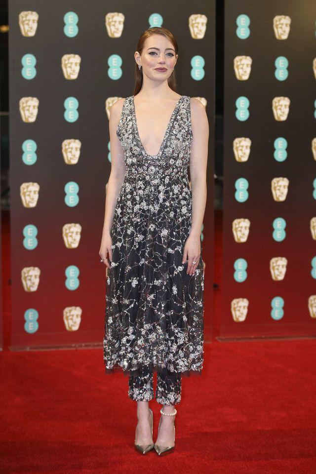 Las mejores vestidas de los Premios BAFTA 2017