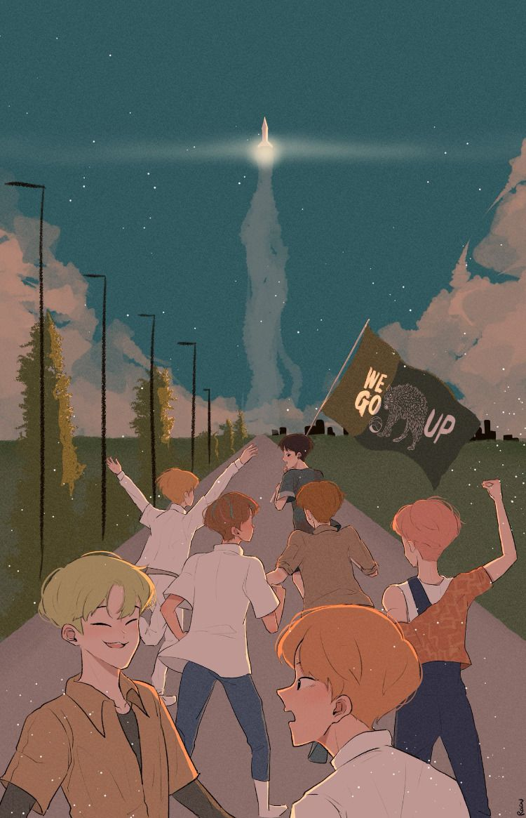 Nct Dream Fanart Wallpaper Kpop Art Drawing Anime