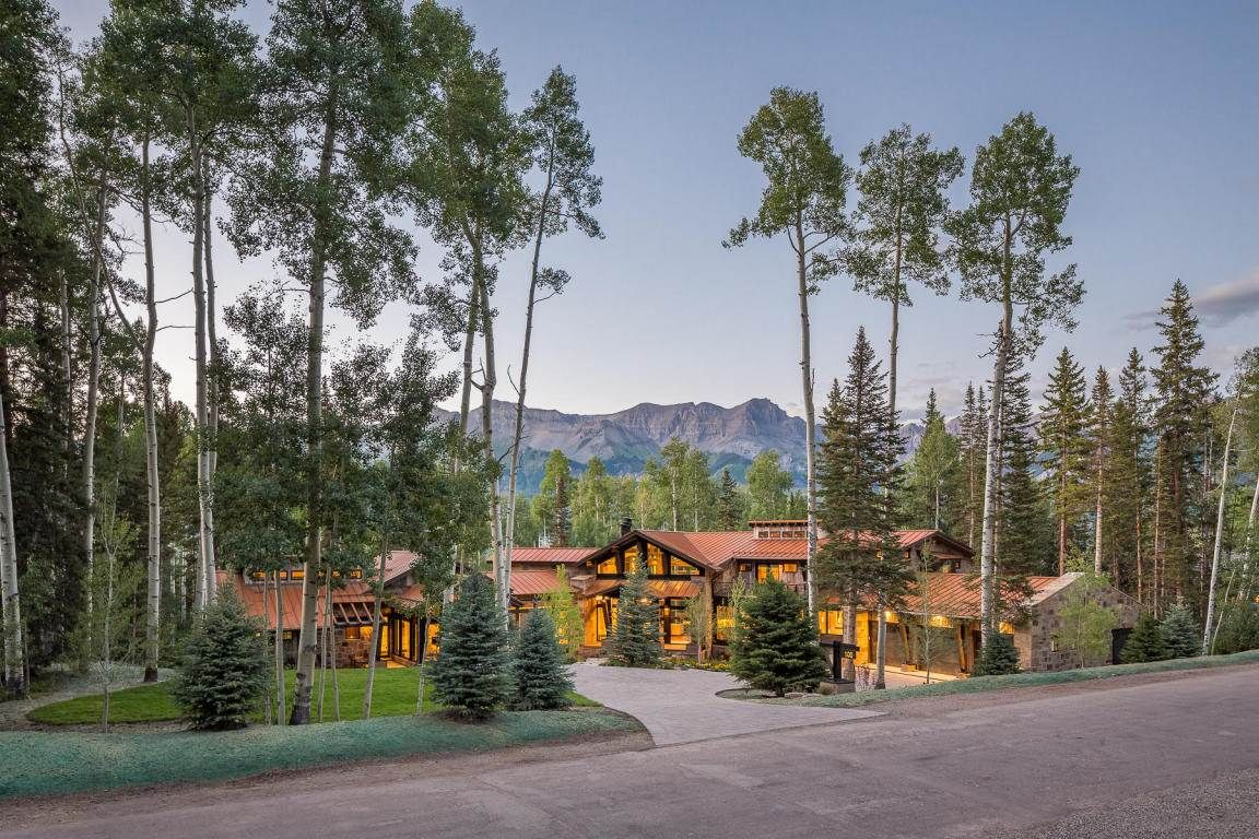 Single Family Home for Sale at 109 Polecat Lane Telluride, Colorado,81435 United States