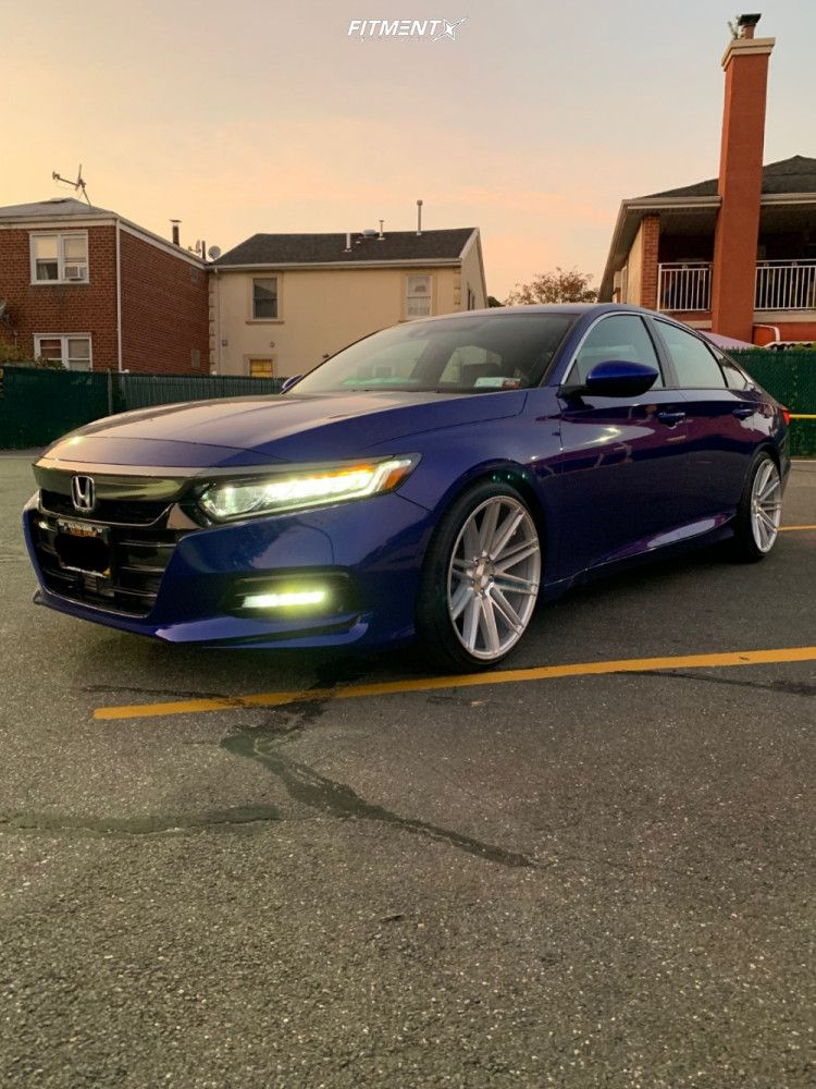 2 2019 Accord Honda Sport Eibach Lowering Springs Element