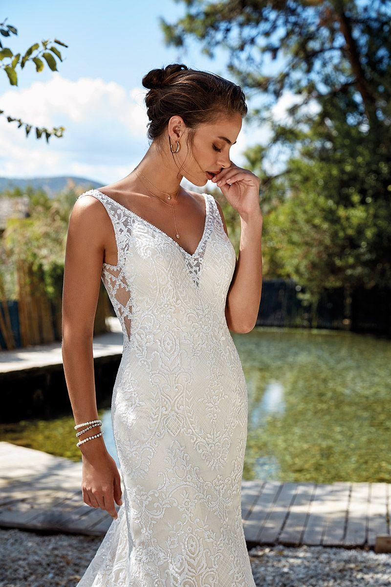 Eddy K   DREAMS   20   Brautkleid Vera   Wedding dresses, Dream ...