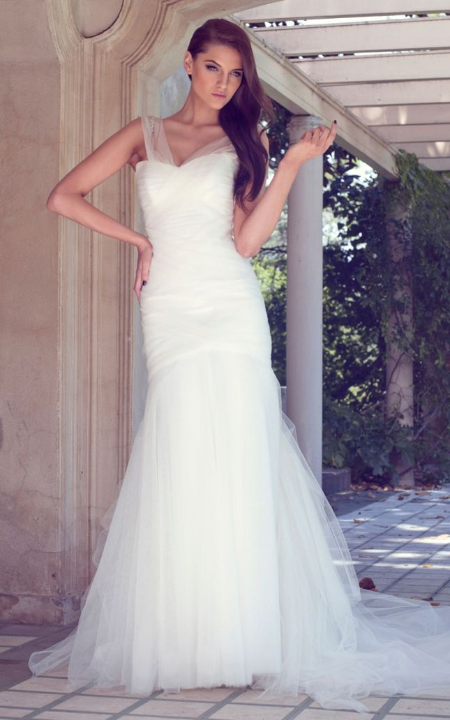 Karen Willis Holmes Bridal Collection + My Dress Of The Week - Belle The Magazine