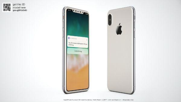 آخر المعلومات بشأن هاتف آيفون 8 ما زالت الشائعات والأخبار غير المؤكدة تروج حول هاتف آيفون 8 الجديد من آبل وفي الوقت الذي تغ Iphone Iphone 8 Concept Smartphone