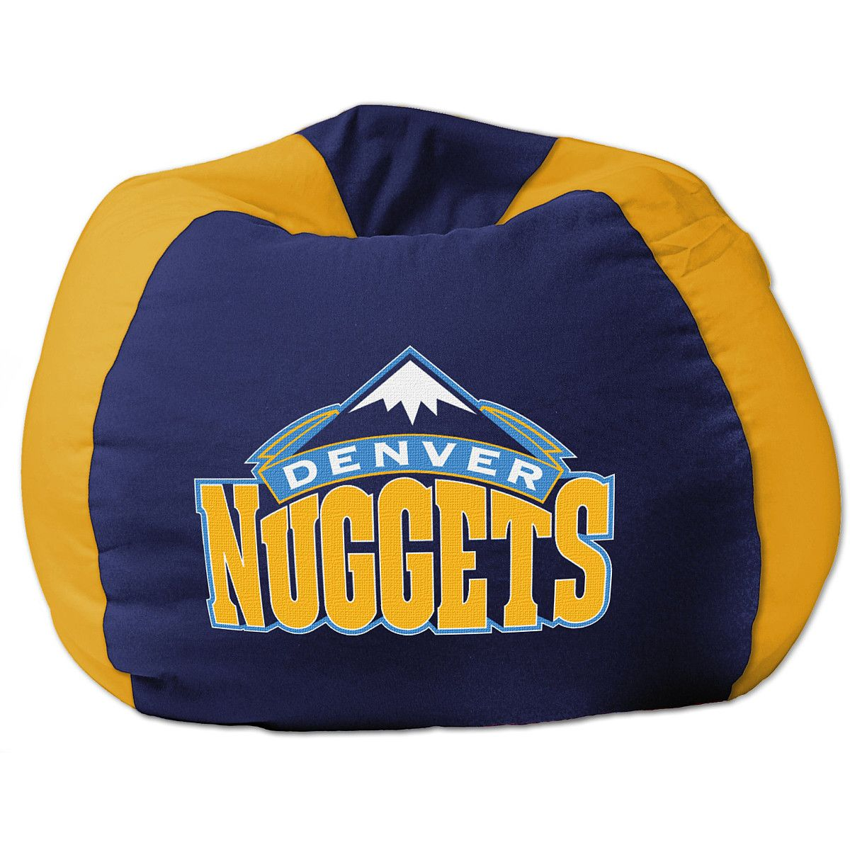 Denver Nuggets Bean Bag