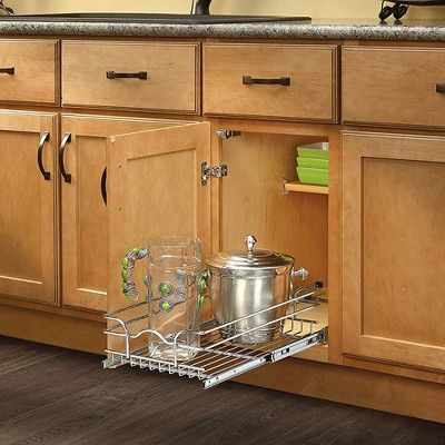 22 Inch Deep Base Kitchen Cabinet Pull