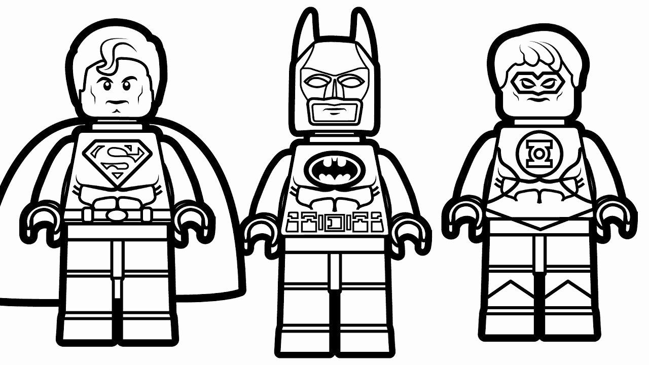 Toys For Coloring New Lego Superhero Coloring Pages Best Lego Superman Coloring Lego Coloring Pages Batman Coloring Pages Superhero Coloring Pages