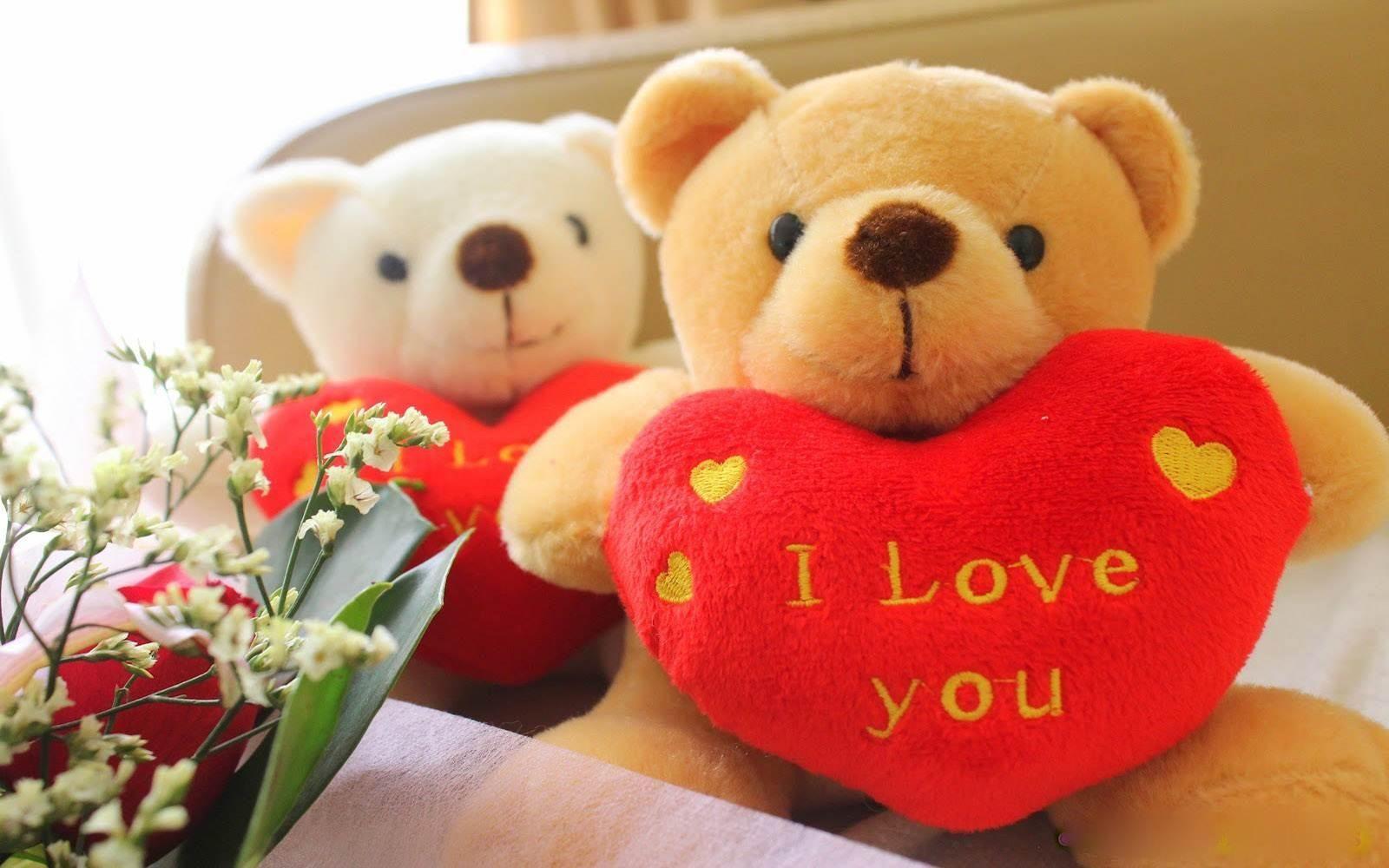 Colecci³n de Imágenes de ositos con frases de amor para descargar gratis al celular para q la partas con tus amigos y con la persona que amas