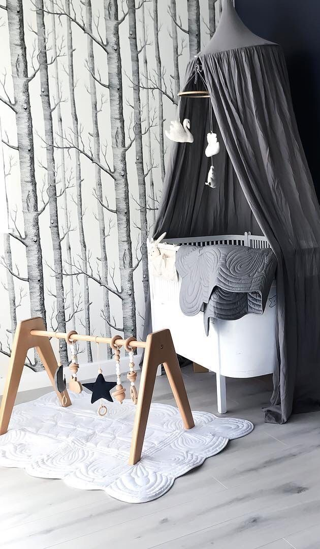 Scandi Nursery inspiration with our heirloom quality ...