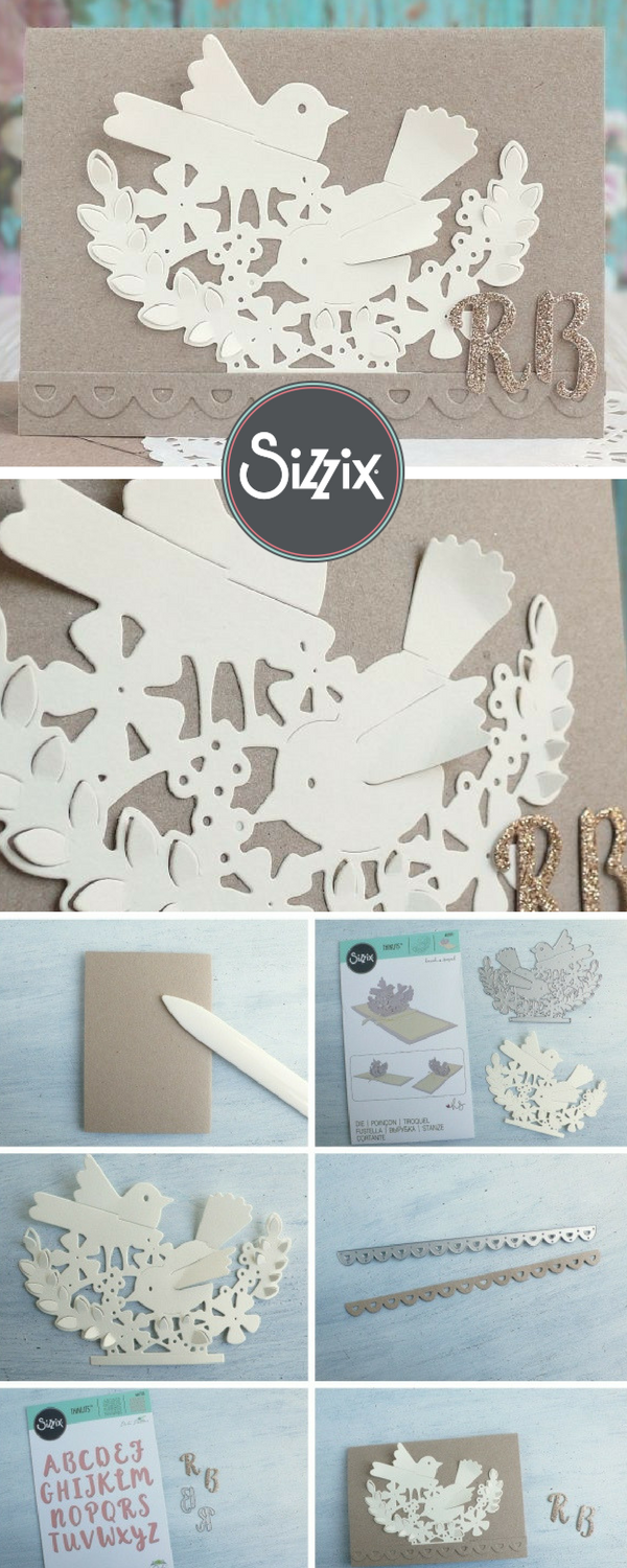 How To Make This Stunning Handmade Wedding Invitation With Our ...