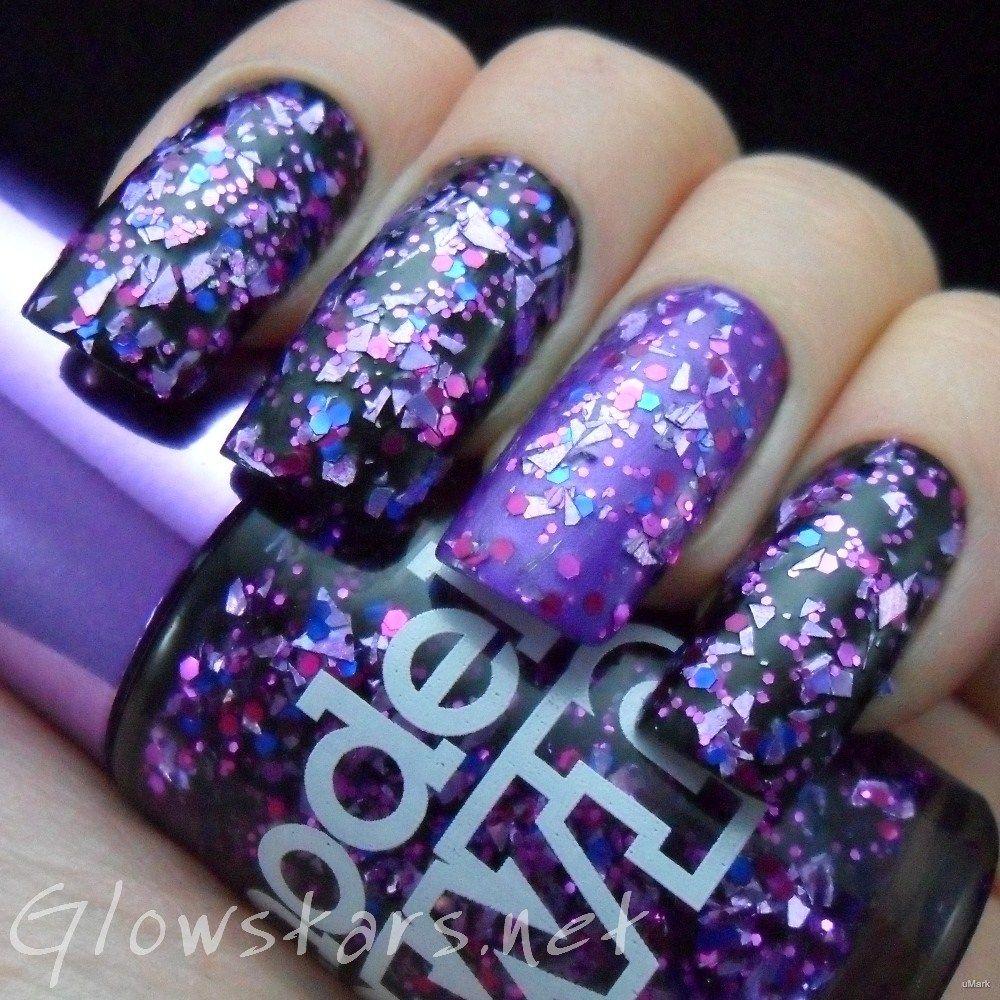 Models Own Mirrorball #nail polish in Boogie Nights | Nails ...