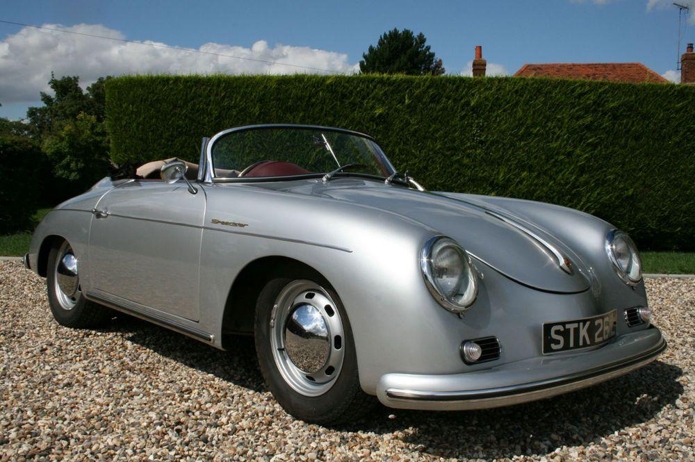 Chesil Speedster, Porsche 356 Replica, Factory Built,superb quality ...