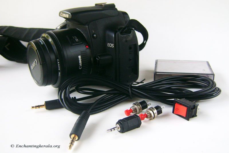 How To Make A Diy Remote Shutter Release Cable Trigger For Your Cannon Camera