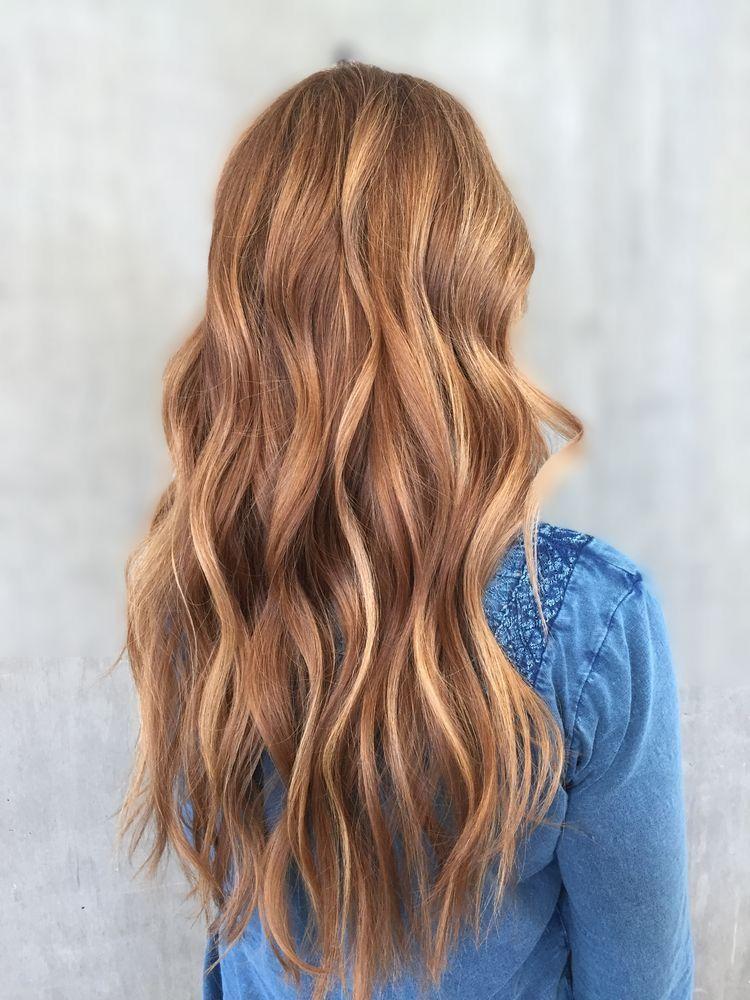 Caramel Honey Blonde Hair Color Light Brown Hair Styles Strawberry Blonde Hair
