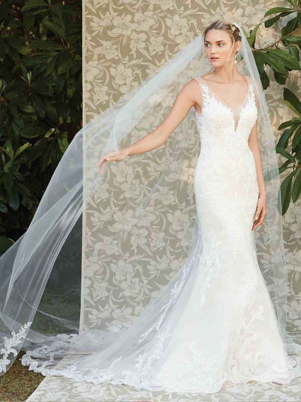 c8fd6fe2b78 Casablanca Bridal 2286