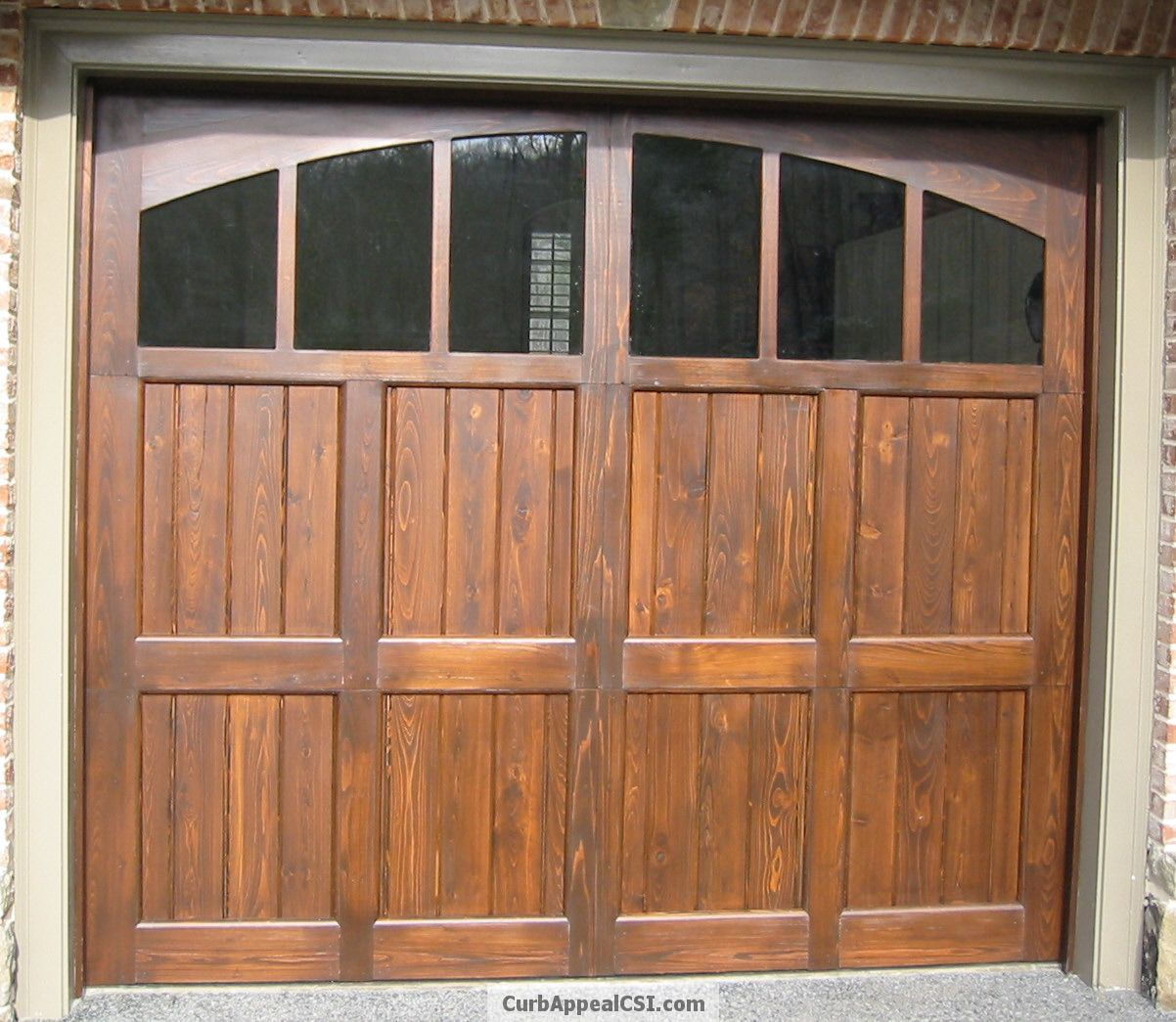 Craftsman style garage doors - Images Of Garage Doors Pictures Of Garage Doors Installed In The Metro Atlanta Area