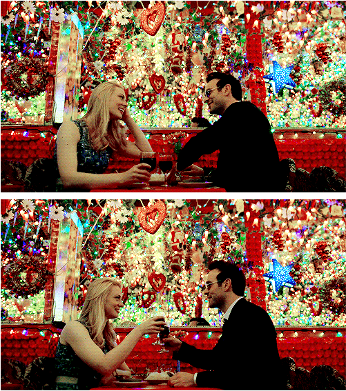 Matt and Karen, Daredevil, 2x05