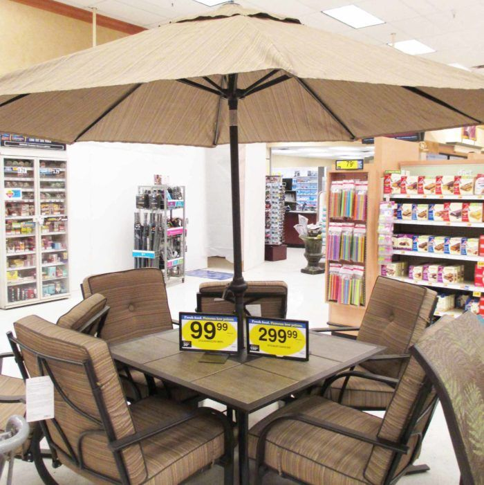 Kroger And Fryu0027s Patio Furniture Selection