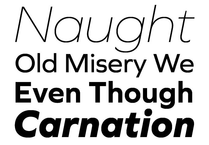 #FreshFonts Graphie http://www.fontshop.com/fonts/family/graphie/ von Flat-it Type Foundry #Sans #Display #Packaging #Branding #Signage 14_16