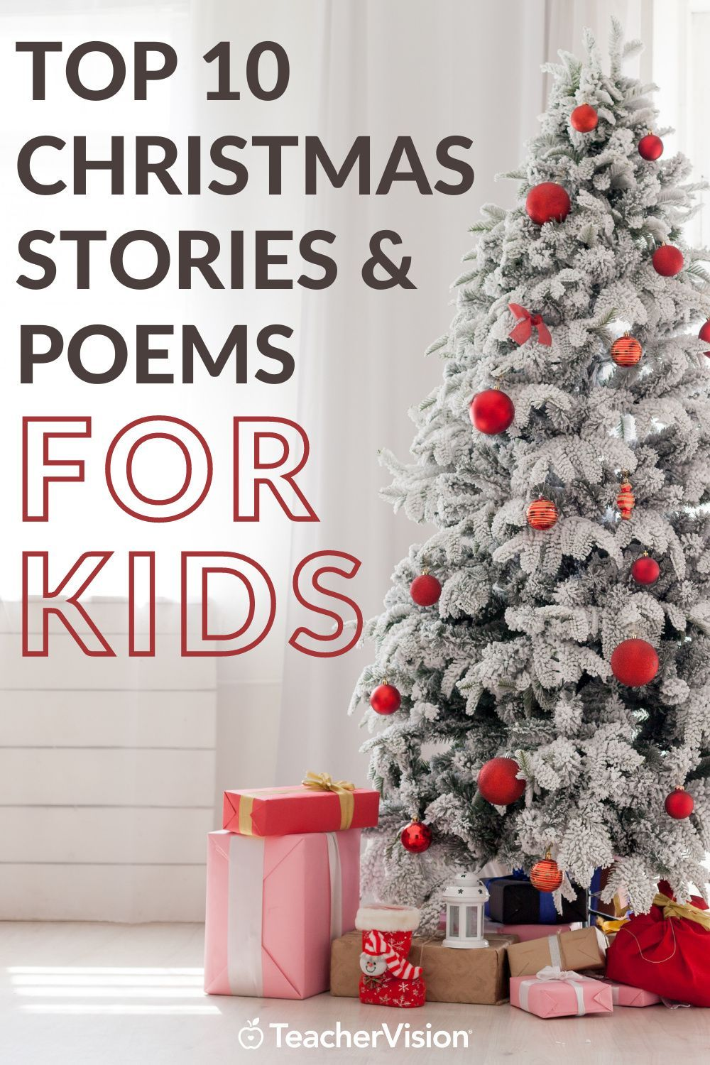 Top 10 Christmas Stories & Poems for Kids in 2020 | A christmas