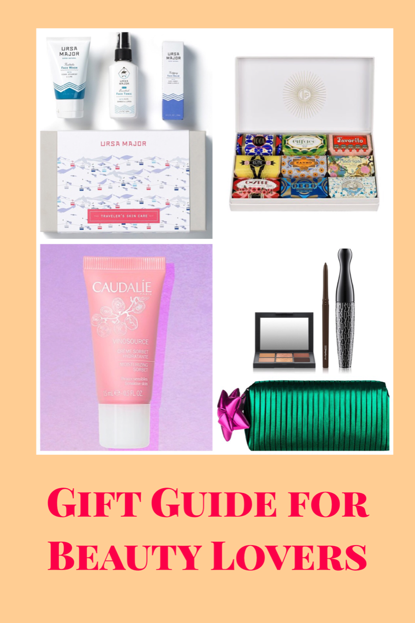 Gift Guide For Beauty Lovers Bellavitastyle Beauty Lover Gift Guide Gifts