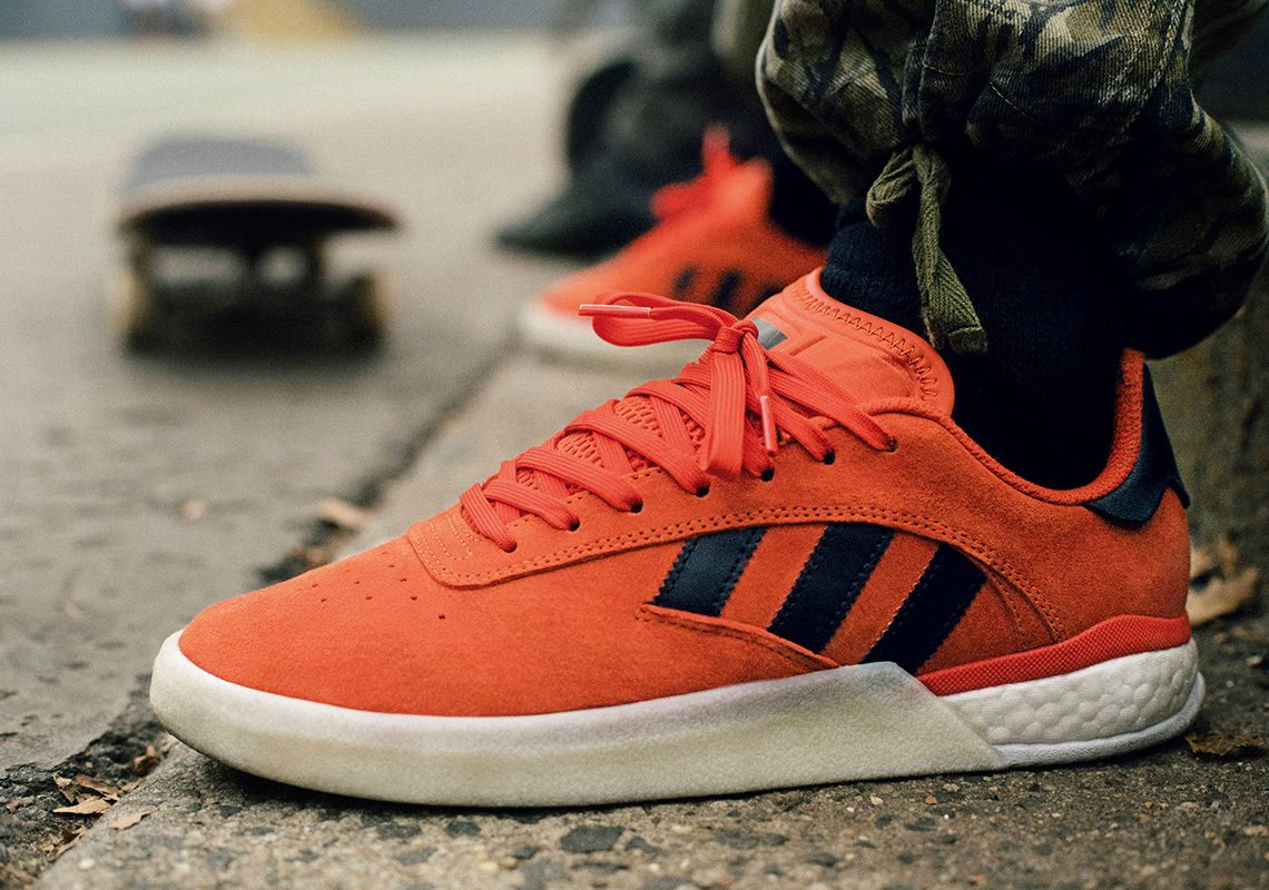 Introducing The Adidas Skateboarding 3ST.004 Skate Shoes