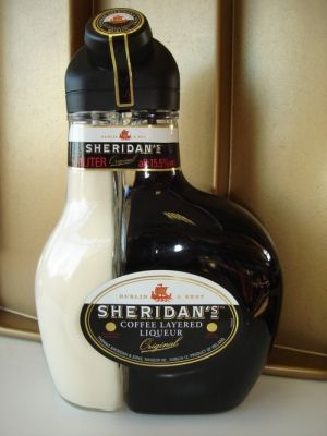 Sheridans Coffee Layered Liqueur From Ireland Better Than Bailey S