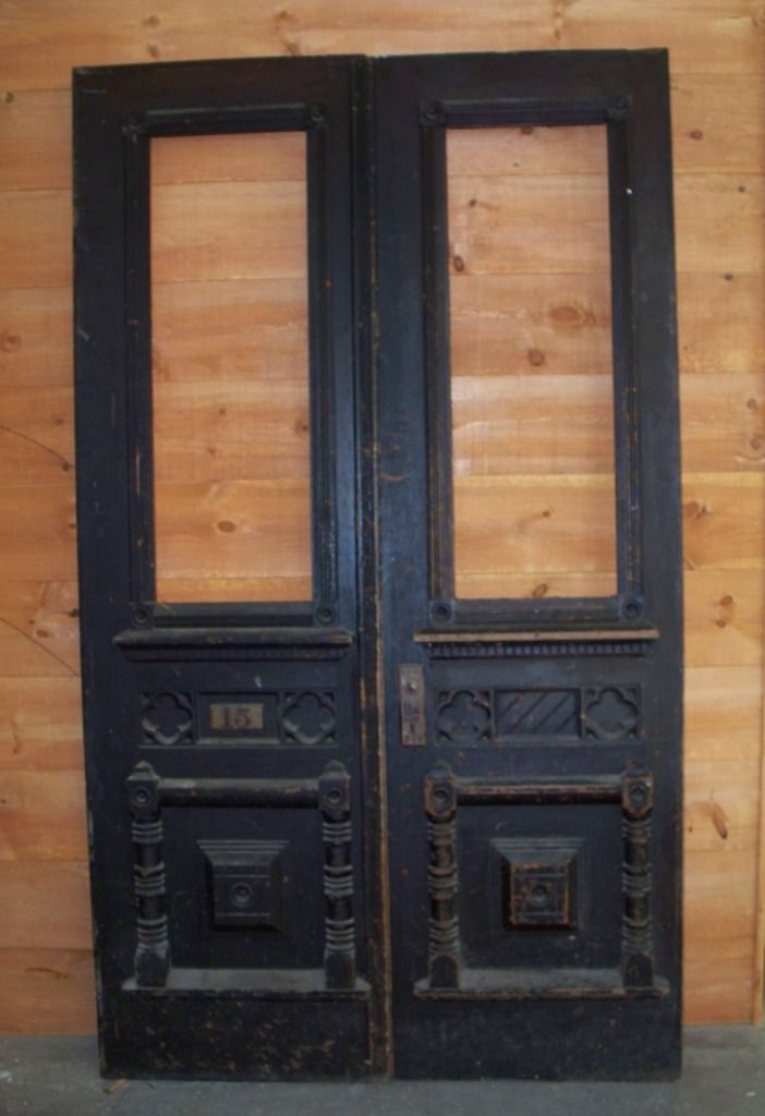Oh How I Want These To Lean Against A Random Wall In My House Vintage Doors Vintage French Doors Salvaged Doors
