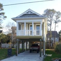 image result for prefabricated homes on piers inhabit in 2018 rh pinterest com house on piers skirting ideas homes on pearson lane yarmouth maine