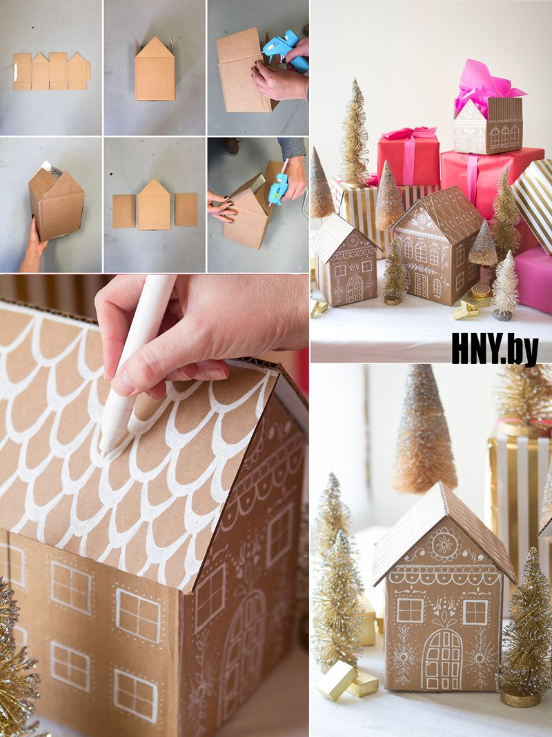 Делаем домики своими руками фото 144