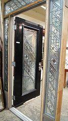 The Door Store Store Door Front Entrances Glass Texture