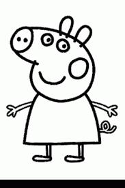 Image Result For Tatuajes Para Niños Faciles De Hacer Peppa Pig