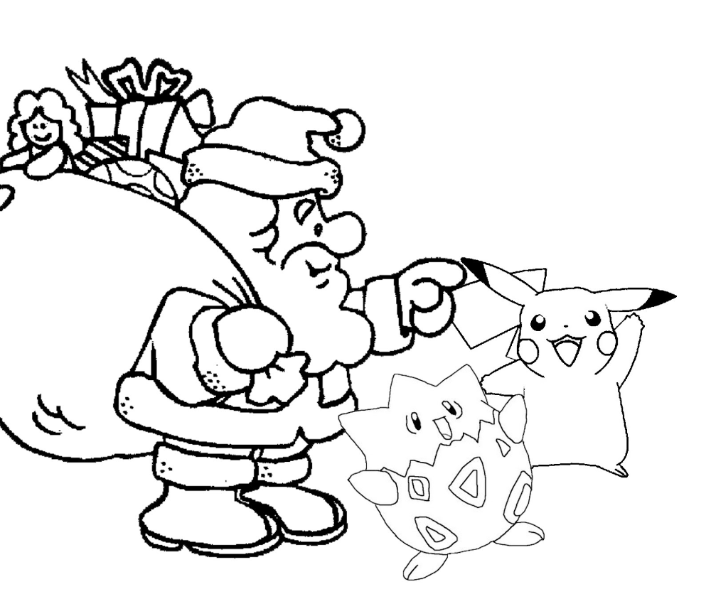 Pokemon Christmas Coloring Pages Educative Printable In 2020 Christmas Coloring Pages Christmas Coloring Sheets Unicorn Coloring Pages