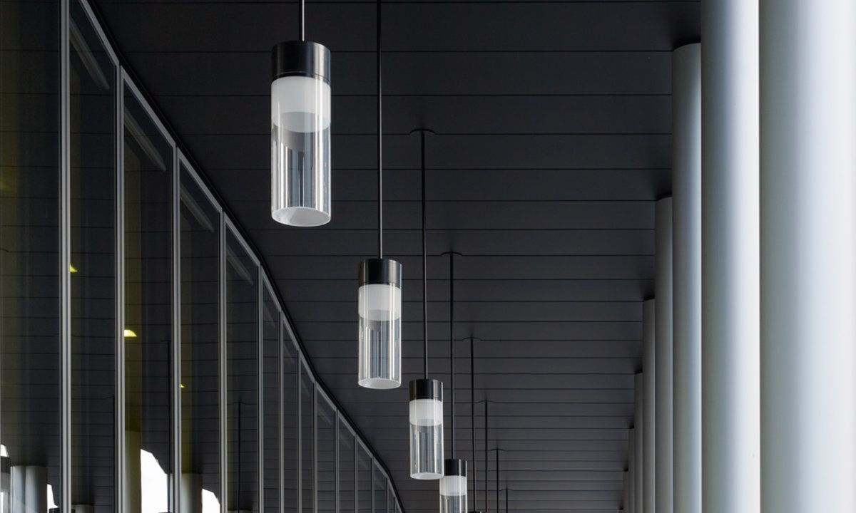 Lanova Selux Catenary Lighting Outdoor Fixtures In
