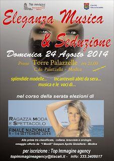 """""""Eleganza, Musica & Seduzione"""", il 24 agosto modelle e auto d'epoca a Torre Palazzelle"""