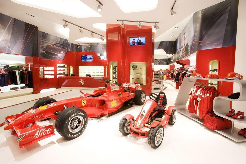 M 3 Ferrari store  54aa4a11eb