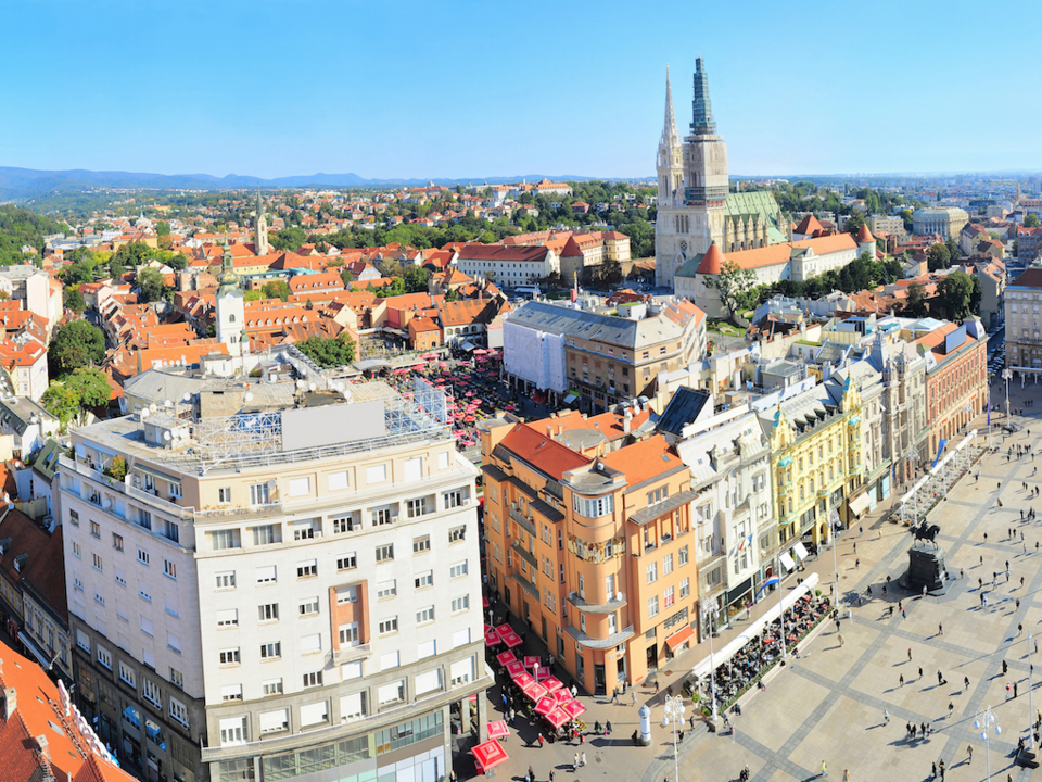 13 Off The Beaten Path Destinations In Europe Zagreb Croatia Vacation Balkan Peninsula