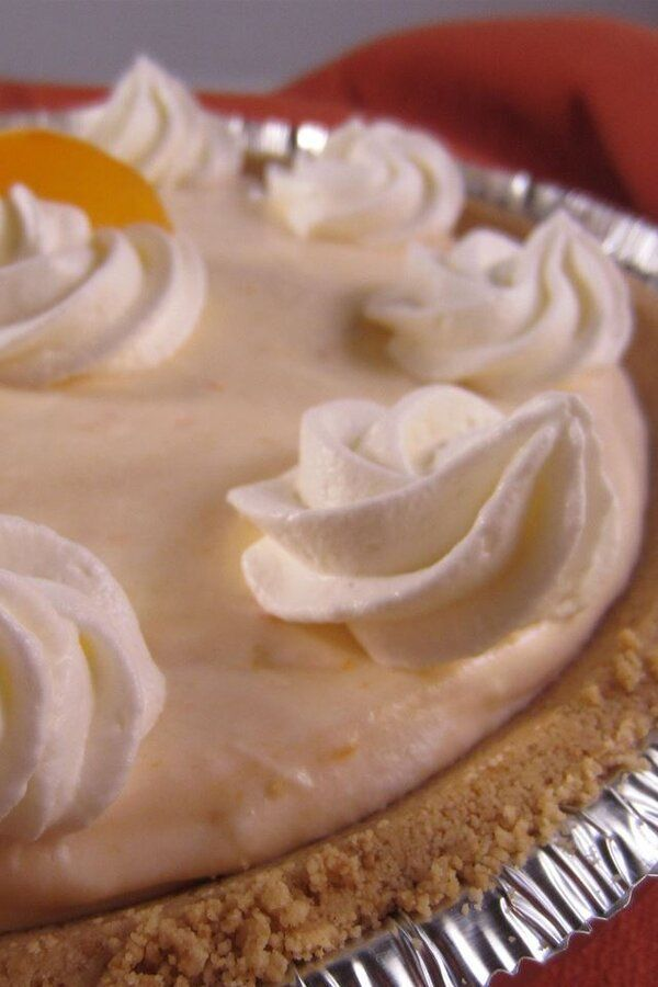 Quick and Easy Peach Cheesecake | Recipe in 2020 ...