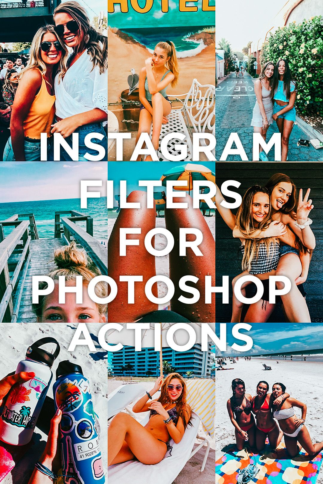 presets, free actions, instagram