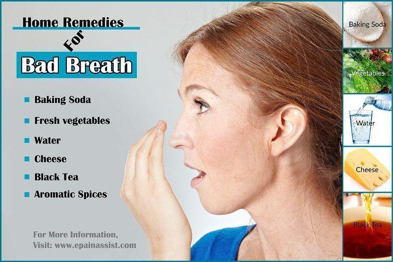 Bad Breath Treatment >> Home Remedies For Bad Breath Halitosis Curebadbreathdiy