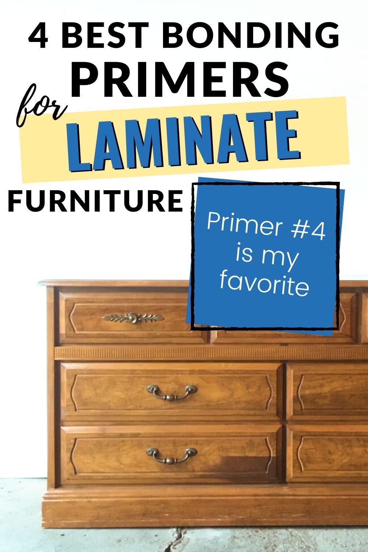 Best Bonding Primer For Laminate Furniture In 2020 Painting Laminate Furniture Laminate Furniture Furniture