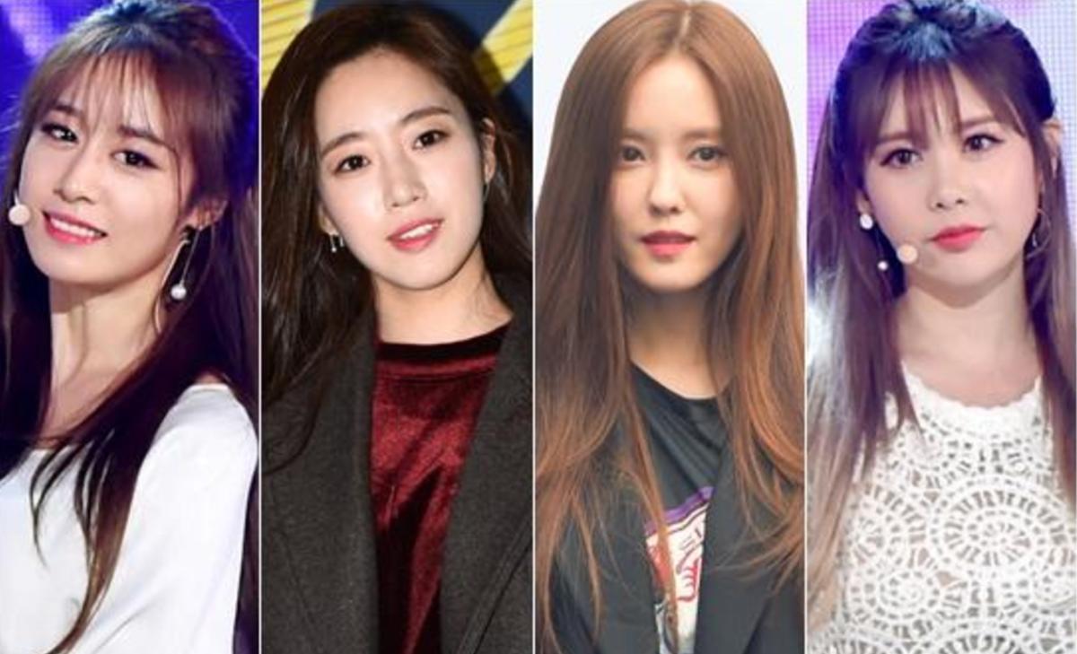 T-ara inicia as filmagens do seu MV com 4 integrantes