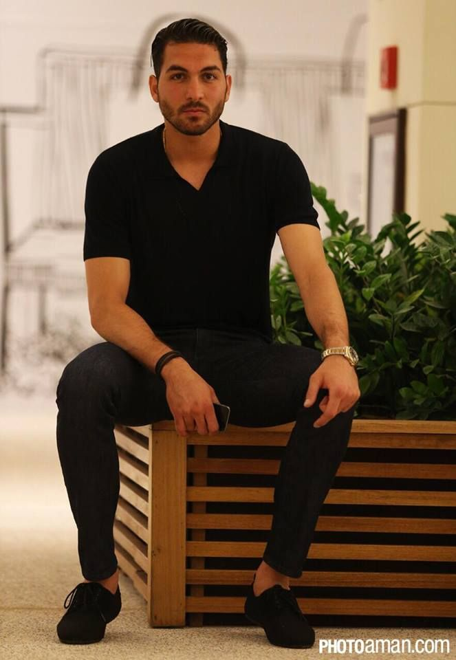 Why iranian men are so beautiful