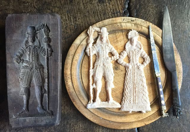 Food History Jottings: Silent Culinary Witnesses. Pinned for the knives.