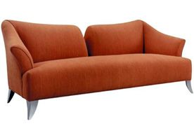 Incredible Modern Sofa By Danco Home Check It Out In Lipstick Red On Ocoug Best Dining Table And Chair Ideas Images Ocougorg