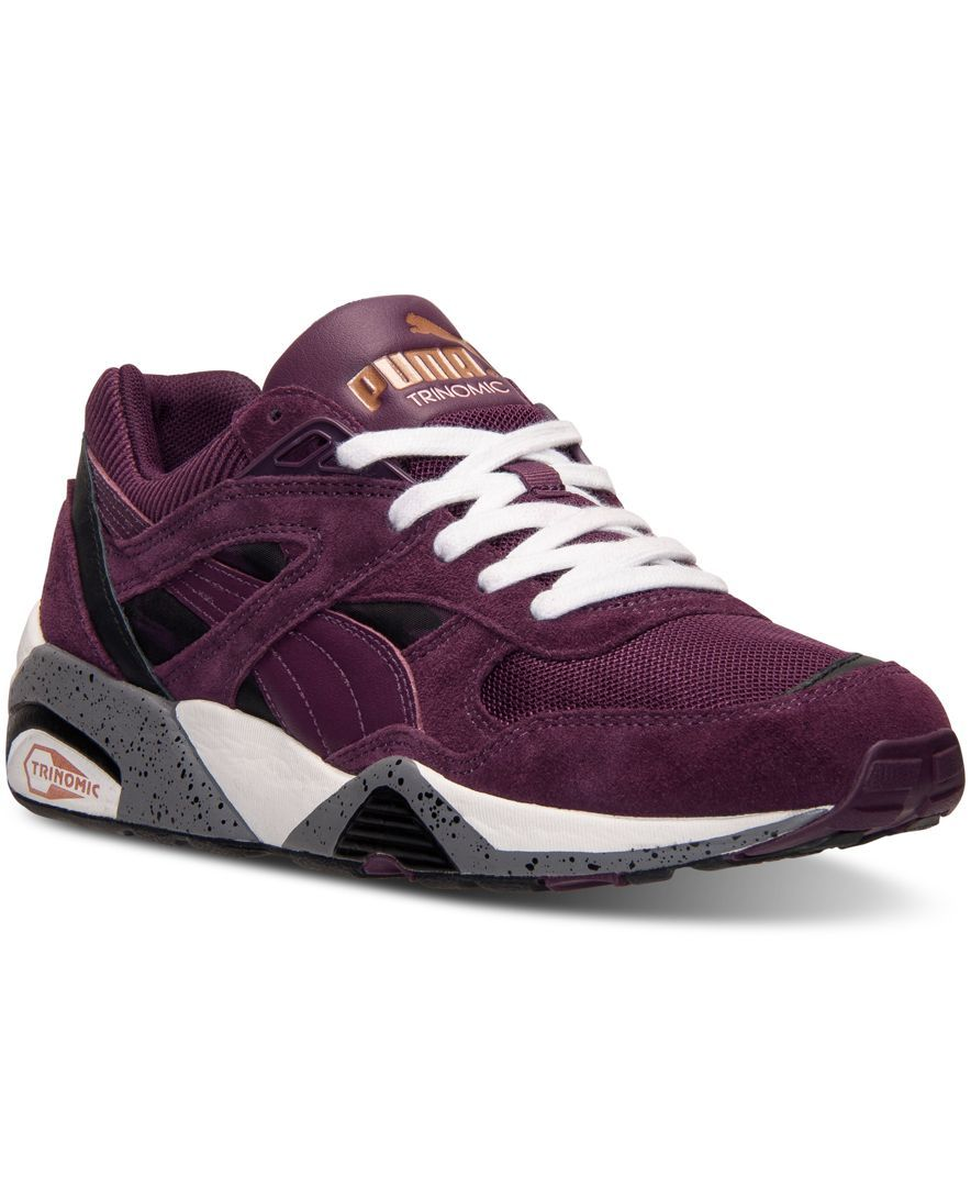 Puma Women's R698 Fast Graphic Casual Sneakers from Finish